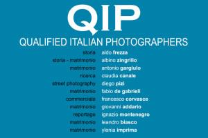 QIP Qualified Italian Photographers – Prima Sessione 2016