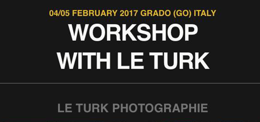 Workshop With Le Turk