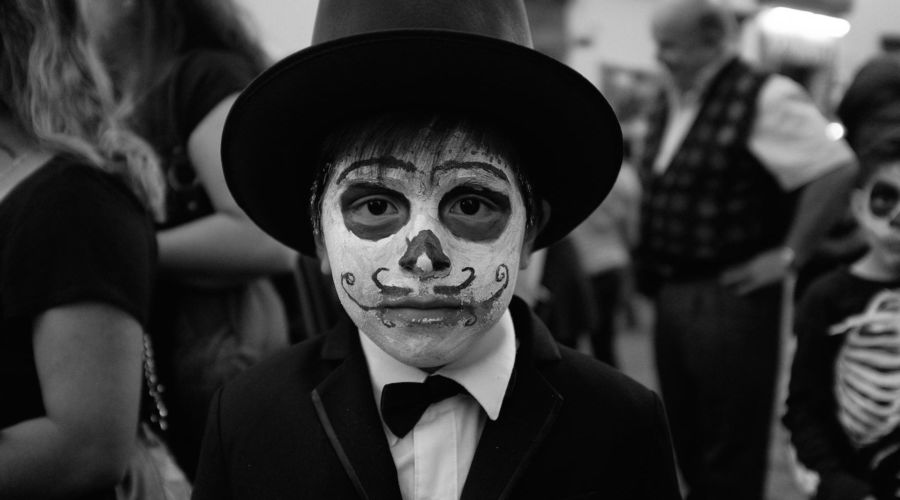 Dia de Muertos: il foto racconto di Alex Coghe.