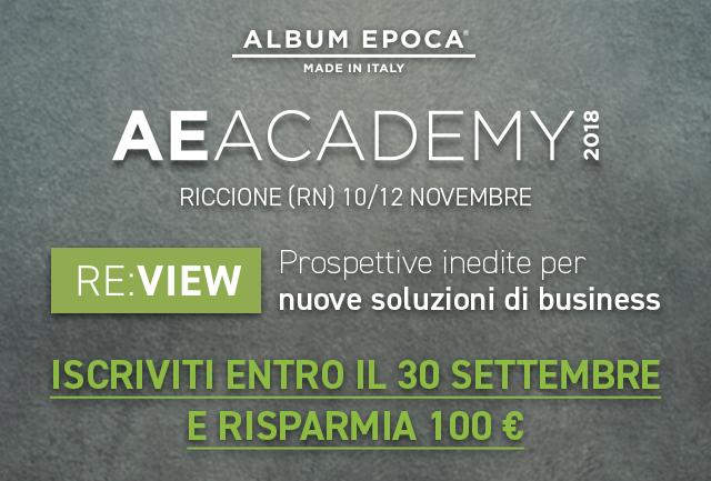 Album Epoca per AE Academy