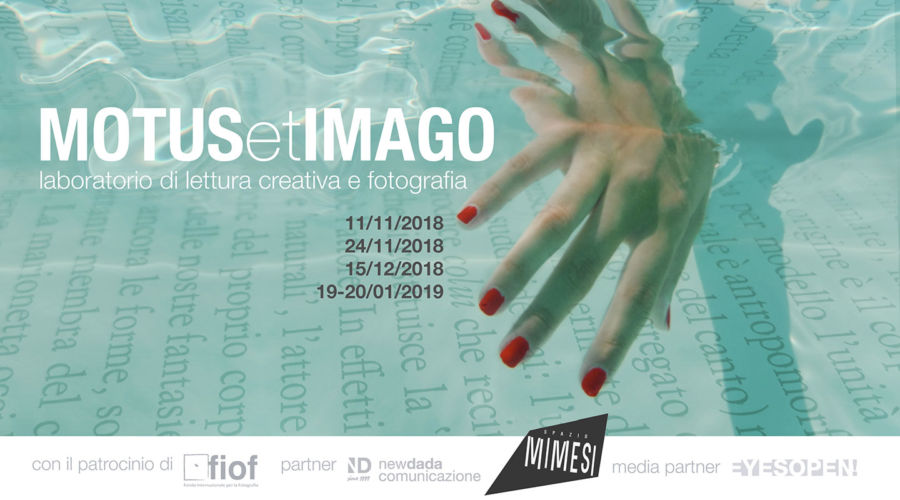 MOTUS et IMAGO – Laboratorio con attività di studio e di sperimentazione fotografica.
