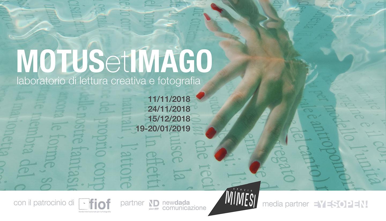 MOTUS et IMAGO - Laboratorio con attività di studio e di sperimentazione fotografica