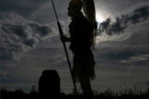 Eros  & Thanatos. Mostra fotografica presso il sito archeologico di Canne della Battaglia (Puglia).