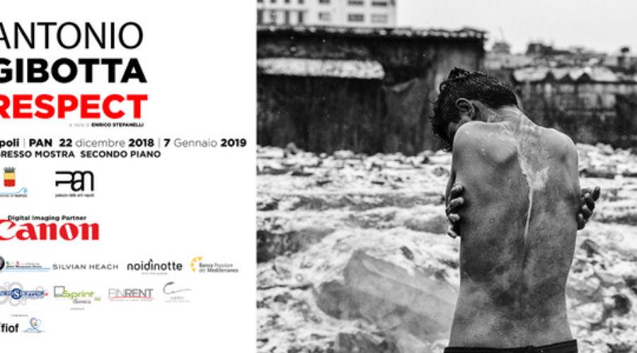 Antonio Gibotta | RESPECT – Mostra fotografica al PAN / Napoli