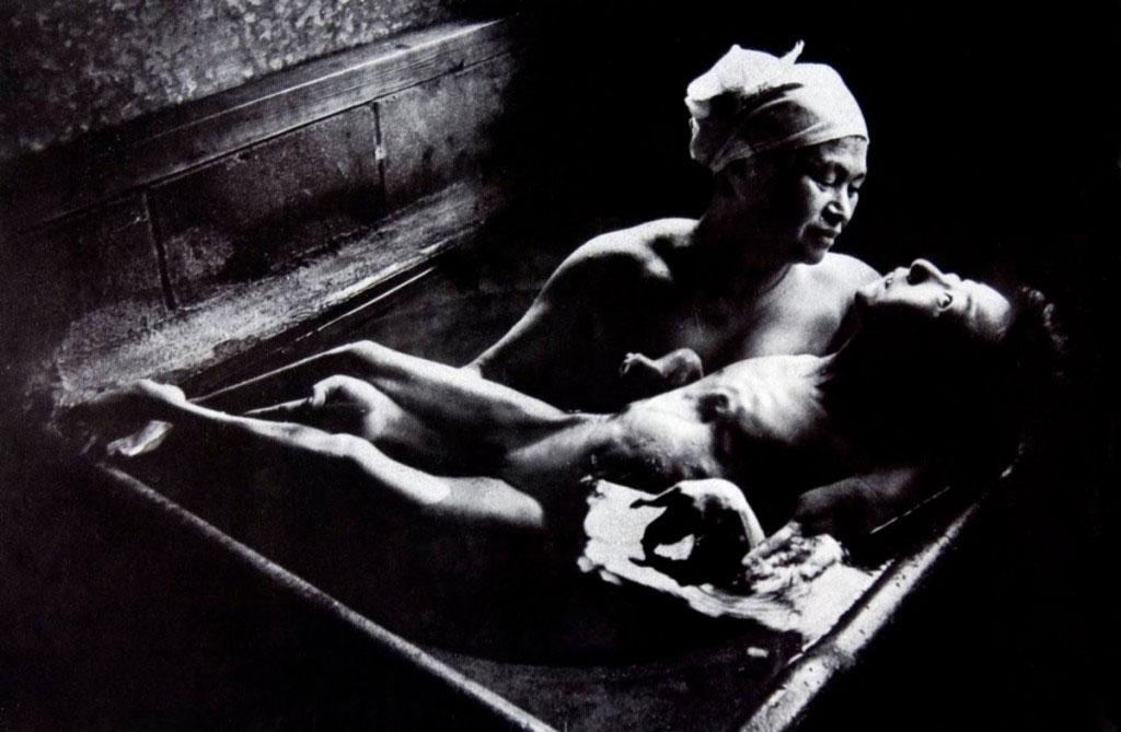 Minamata, il film su William Eugene Smith