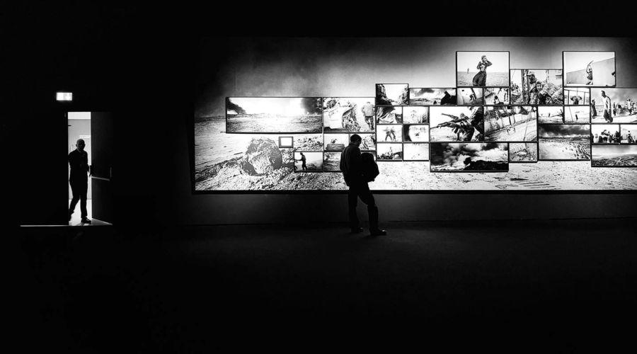 PAOLO PELLEGRIN. UN'ANTOLOGIA. In mostra al MAXXI di Roma