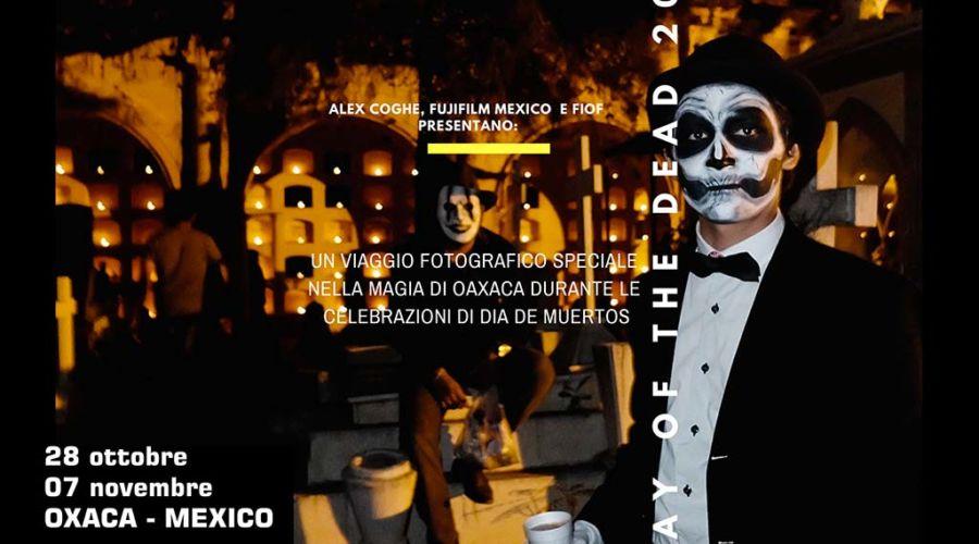 Day of the Dead, viaggio fotografico nella magica Oaxaca con Alex Coghe.