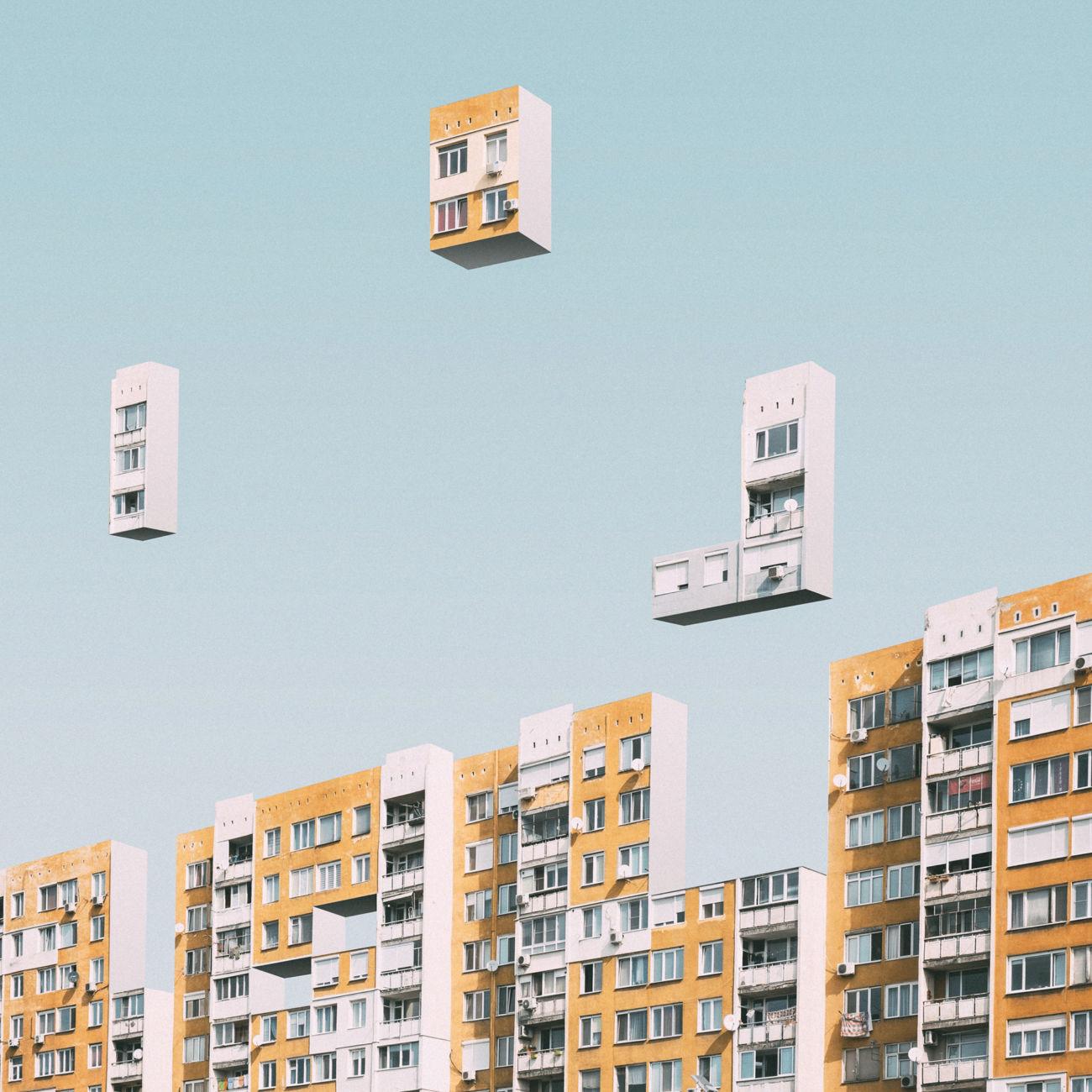 Mariyan Atanasov Urban Tetris