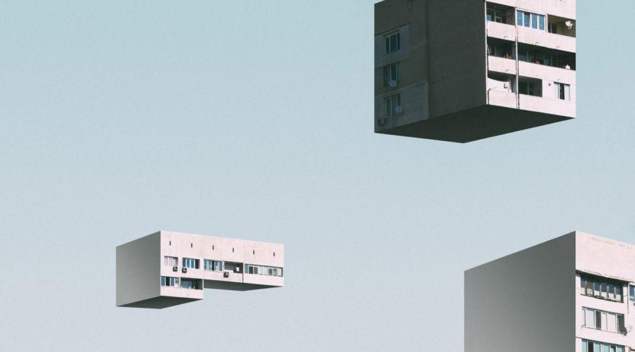 L'architettura bulgara – Urban Tetris di Mariyan Atanasov.