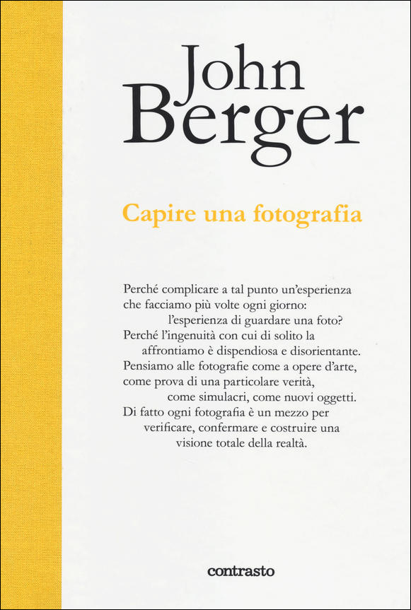 Volume di John Peter Berger