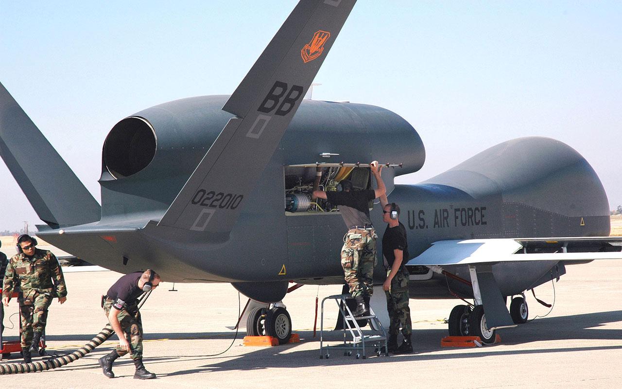 Gli USA lasciano a terra i droni cinesi