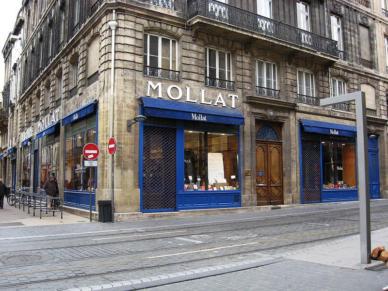 Mollat, libreria indipendente virale su instagram