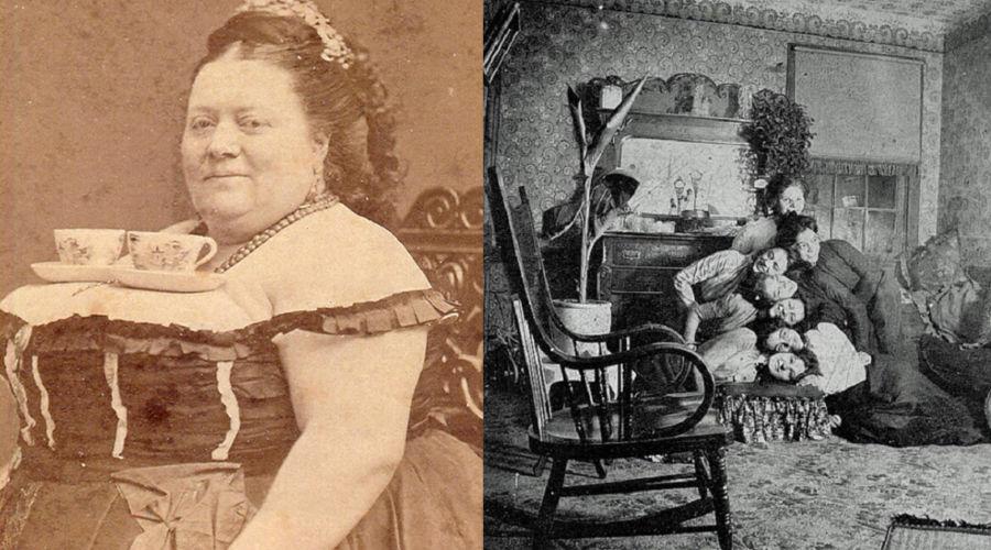 La fotografia e l'epoca vittoriana.