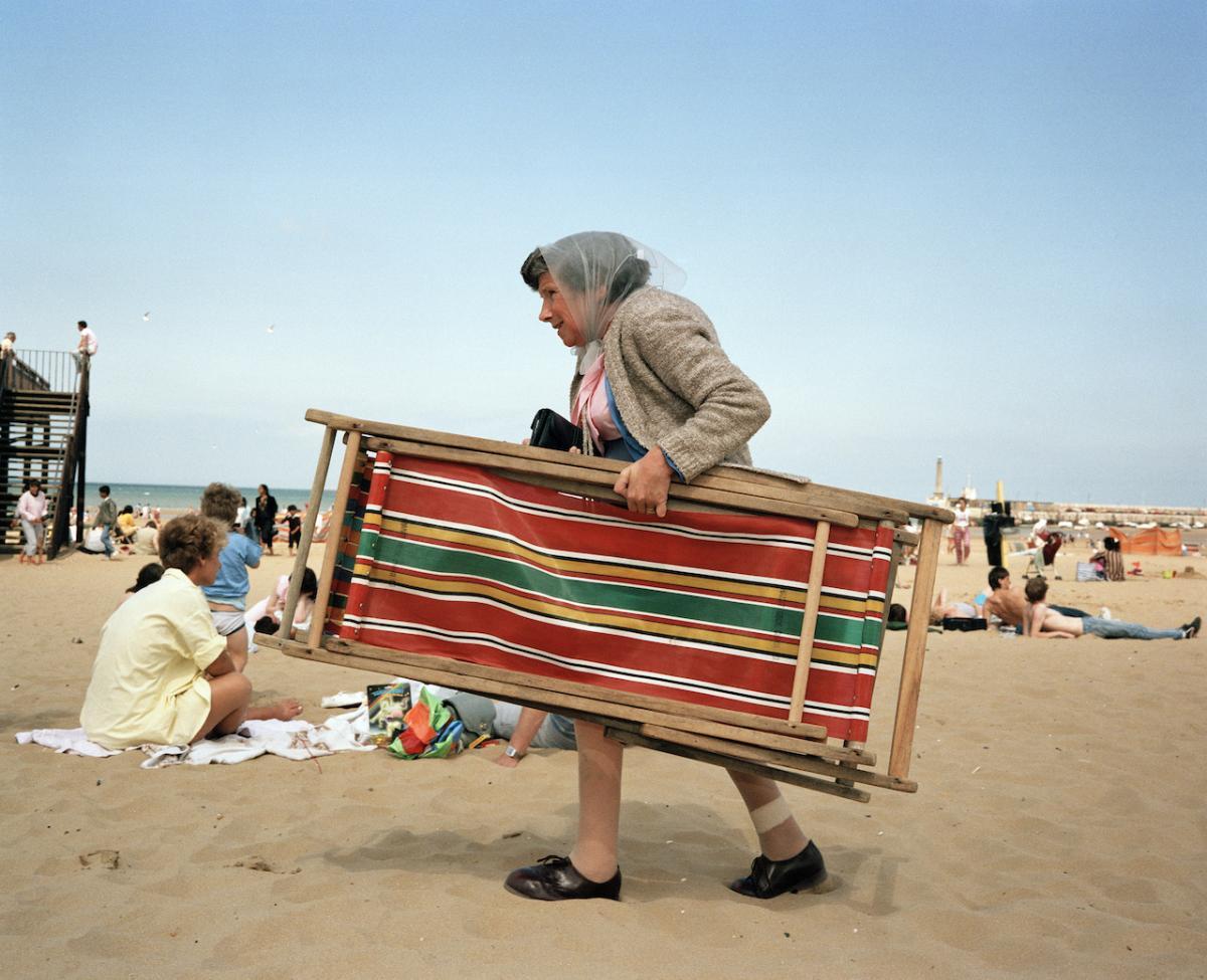 Martin Parr, vita da spiaggia