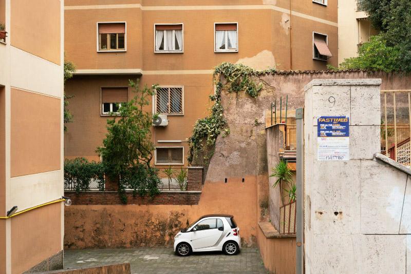 Le periferie, mostra di Massimo Siragusa