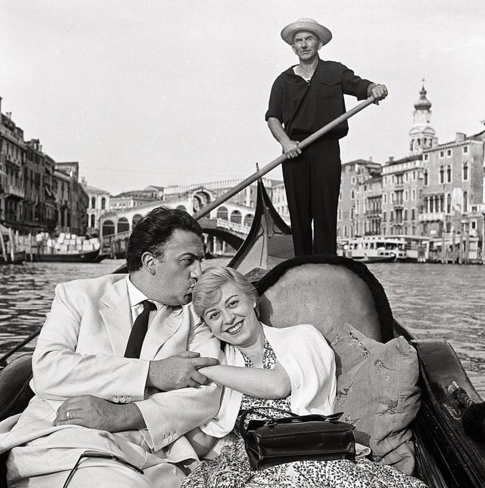 Mario De Biasi a Venezia