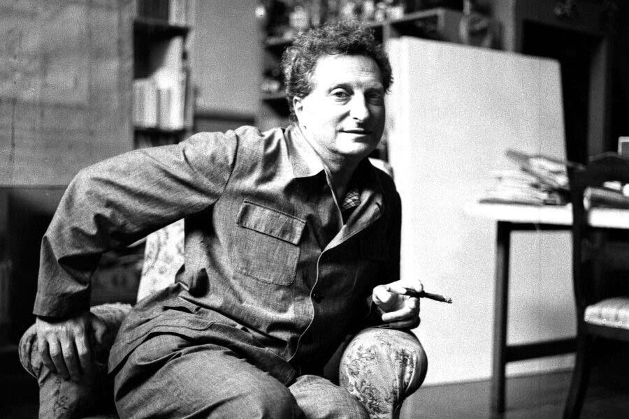 L'archivio fotografico di un protagonista del Novecento: Carlo Levi